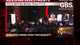 Finance Minister Arun Jaitley At Economic Times Global Business Summit - Highlights