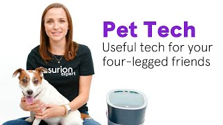 4 amazing smart home tech devices for your pets
