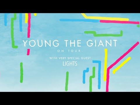 Young the Giant: On Tour Fall 2018