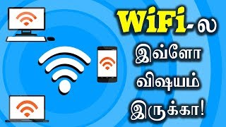 How WiFi works? | Explained in Tamil