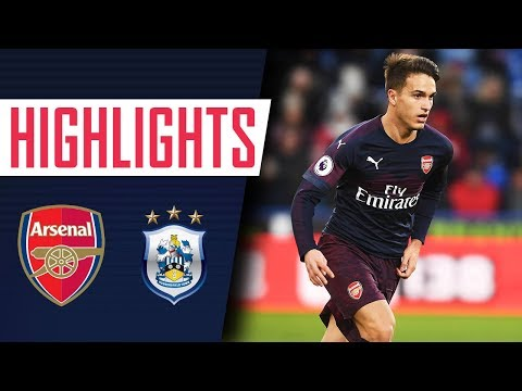 Huddersfield Town 1-2 Arsenal | Goals And Highlights