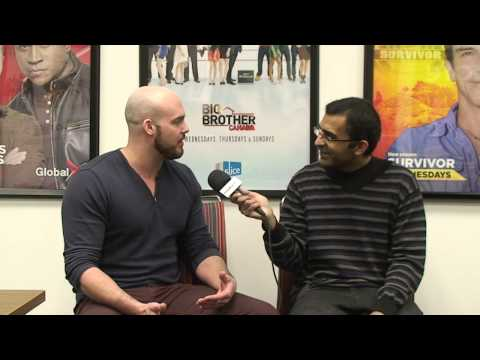 Murtz Jaffer Interviews Big Brother Canada 2's Andrew Gordon