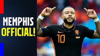 Memphis Official! Where will he fit? | The Barcelona Podcast