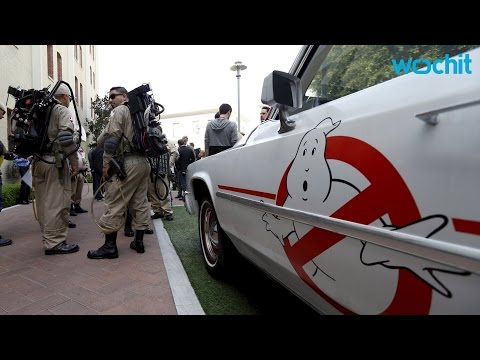 New Ghostbusters Cartoon to Debut in 2018?
