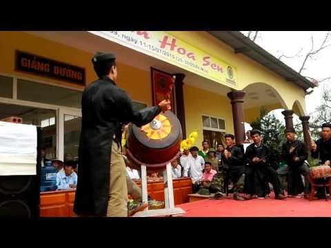 Hội thi đánh trống tế chùa Chí Linh Yên Thành, Nghệ An