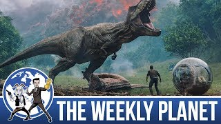 Jurassic World Fallen Kingdom Trailer - The Weekly Planet Podcast