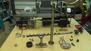 #3 ~Russ's Home Brewed Filament Extruder: The Break Down V1