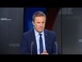 """Nicolas Dupont-Aignan: """" Il est temps de faire l'abolition des privilèges"""""""