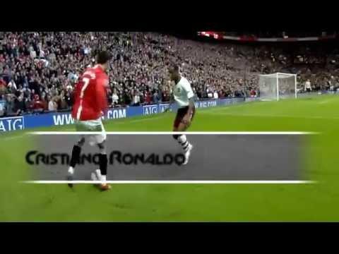 Dribles do Cristiano Ronaldo HD