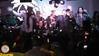 Fernando Villalona & Anthony Rios en el Tropical Club de Passaic, NJ