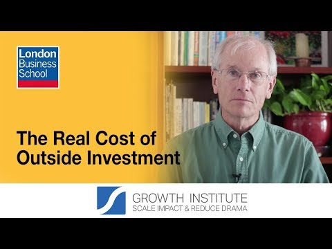 The Real Cost of Outside Investment