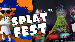 Splatoon Splatfest Gameplay & Overview Nintendome - Splatoon DLC Breakdown