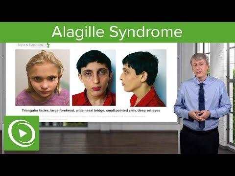 Alagille Syndrome – Pediatrics | Lecturio