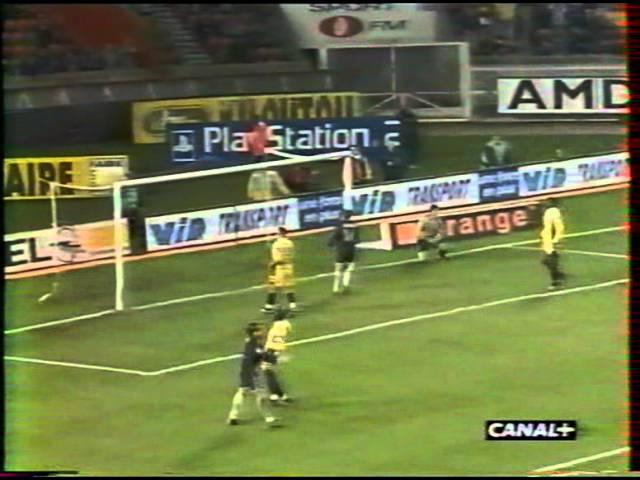 PSG-Troyes (saison 2001-2002)