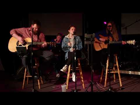 Holy Water cover by Jensen Snyder, Kenny Stratton, Leslie Stratton, and Grace Minnick