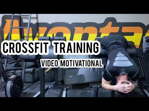 Кроссфит Тренировки. (Crossfit Training). Кроссфит для Начинающих - Видео Мотивация.