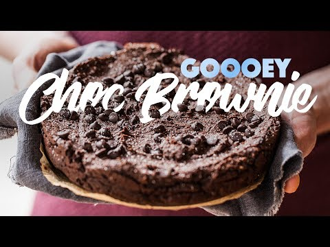 Can You Make a Gooey Chocolate Brownie Less Naughty? #spon
