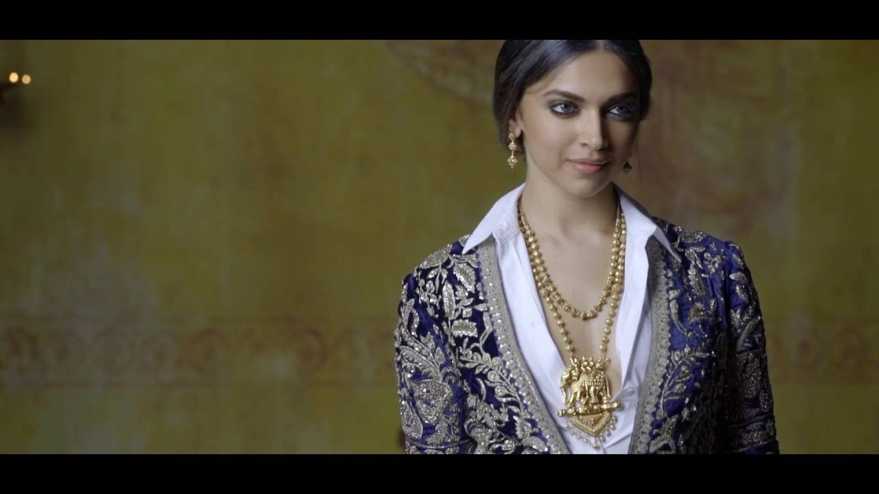Tanishq Shubham Collections - Temple Jewellery Designs