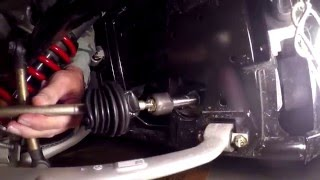 Steering Tie Rod Rattle