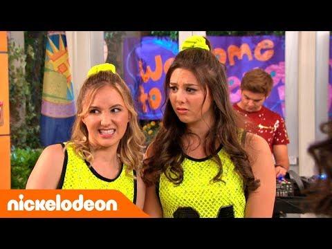 Грозная семейка | Ужасные танцы  | Nickelodeon Россия