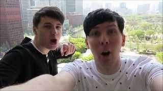 """Dan and Phil - """"We Can Build This Dream Together"""""""