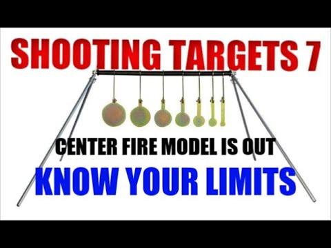 ShootingTargets7 KYL center fire targets