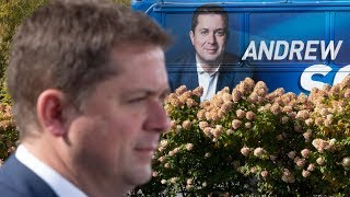 Andrew Scheer on the campaign trail | Day 36