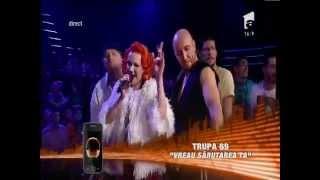 Andra - &quotVreau sarutarea ta&quot. Vezi aici cum canta trupa 69 la X Factor!