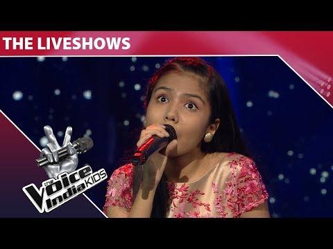 Shruti Goswami | Performs On Dil Ko Hazaar Baar | The Voice India Kids |  Episode 22
