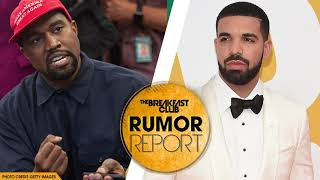 Drake Talks Beef with Kayne West & Pusha T