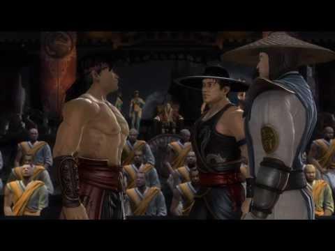 Фильм по игре Mortal Kombat Komplete Edition