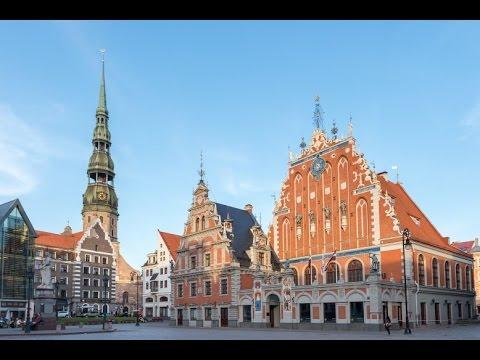 Trip to Riga in Latvia
