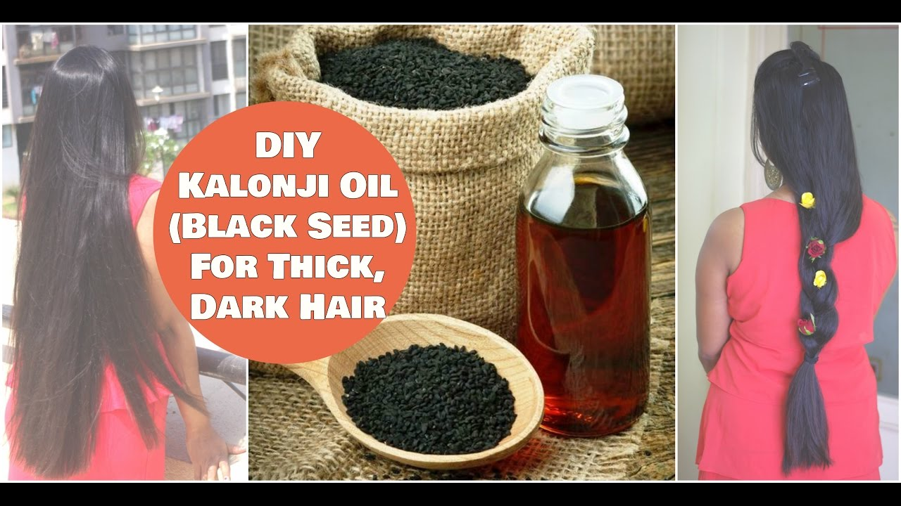 e262f9bacbf DIY Homemade Kalonji (Black Seed) Oil For Treating Baldness, Grey ...