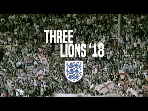 Three Lions '98 [World Cup 2018 Version]