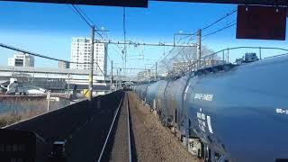 武蔵野線貨物EF210