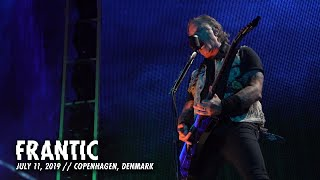 Metallica: Frantic (Copenhagen, Denmark - July 11, 2019)