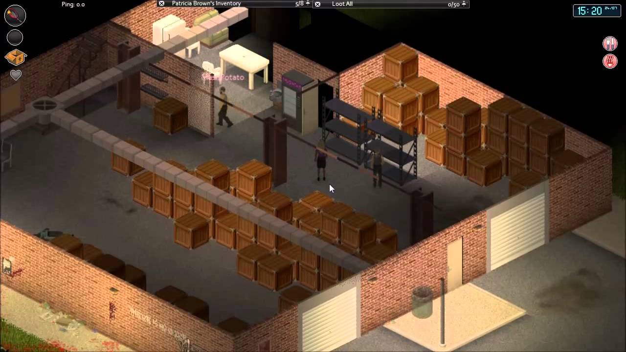 Project Zomboid bekommt einen Multiplayer Modus • Eurogamer.de