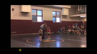 Video Boy Runs Out To Save Sister During Wrestling Match download MP3, 3GP, MP4, WEBM, AVI, FLV Desember 2017