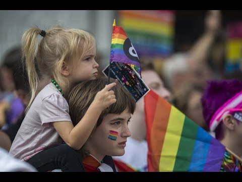 Being Gay In Eastern Europe