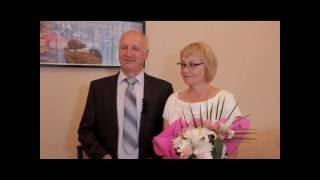Семья Чучёвых получила медаль «За любовь и верность»