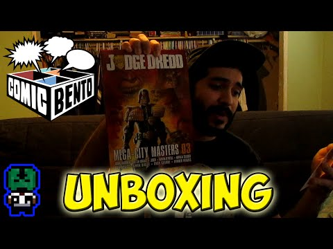 Comic Bento Unboxing! (Comic Book Box) [Worth it!]
