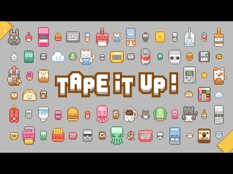Image result for Tape it Up!