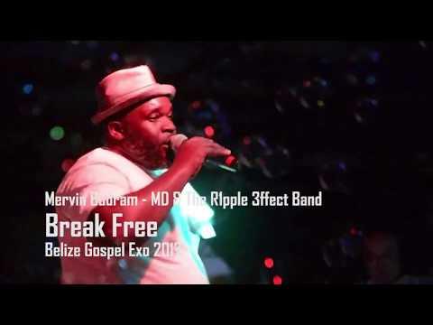 MD | Live at Belize Gospel Expo 2017