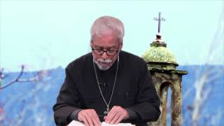 Spiritual Enlightenment with The Very Rev. Archimandrite Vasilios Bassakyros: Humility