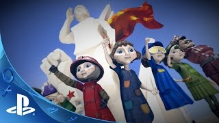 PlayStation Experience 2015: The Tomorrow Children - Beta Announce Trailer | PS4