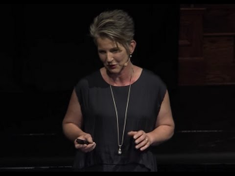 Saving the world with gardening | Sophie Thomson | TEDxAdelaide