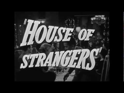 House Of Strangers 1949 Trailer