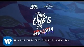 Baixar - David Guetta Ft Zara Larsson This One S For You Croatia Uefa Euro 2016 Official Song Grátis