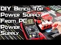The  Workbench: Building a Benchtop Power Supply