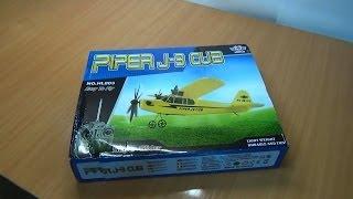 Huale Hl803 Piper Мини Самолет На Радиоуправлении
